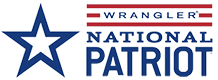 Wrangler National Patriot Logo